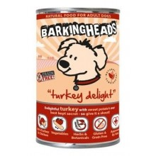 BARKING HEADS Turkey Delight konz. 400g new