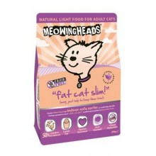 MEOWING HEADS Fat Cat Slim 250g