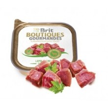 Brit Boutiques Gourmandes Lamb Puppy One Meat 150g  - 10ks