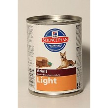 Hill's Canine  konz. Adult Light Chicken 370g