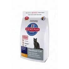 Hill's Feline Dry Adult Mature 7+ Sterilized 3,5kg