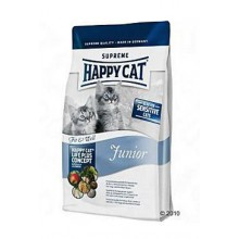 Happy Cat Supr. Junior Fit&Well  300g kotě,ml.kočka