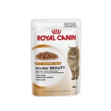 Royal canin Kom.  Feline Int. Beauty kapsa, želé 85g
