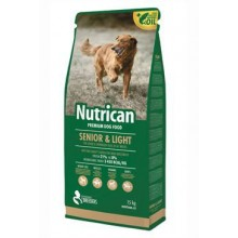 NutriCan Senior Light 3kg new