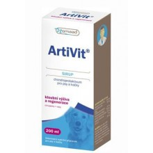 VITAR Veterinae ArtiVit Sirup 200ml
