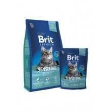 Brit Premium Cat Sensitive 1,5kg NEW