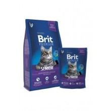 Brit Premium Cat Senior 8kg NEW
