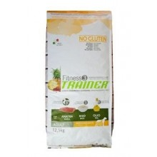Trainer Fitness Adult M/M No Gluten Duck Rice12,5kg