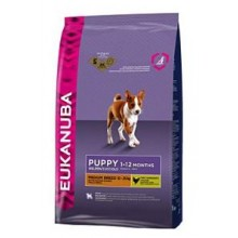 EUKANUBA Dog Puppy & Junior Medium 1 kg