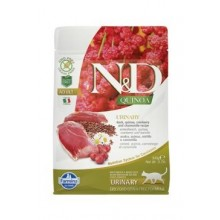 N&D Quinoa CAT Urinary Duck & Cranberry 300g