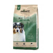Chicopee Classic Nature Mini Adult Lamb-Rice 2kg