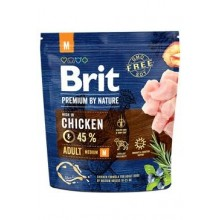 Brit Premium Dog by Nature Adult M 1kg