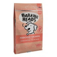BARKING HEADS Pooched Salmon 12kg