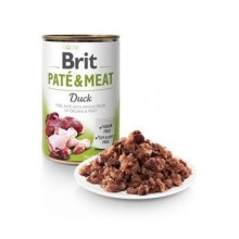 Brit Dog konz Paté & Meat Duck 800g