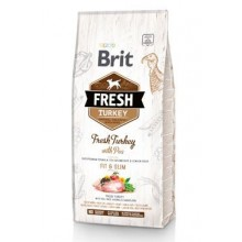 Brit Fresh Dog Turkey & Pea Light Fit & Slim 12kg