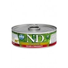 N&D CAT PRIME Adult Chicken & Pomegranate 80g
