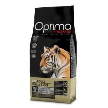 Optima Nova Cat Adult chicken & rice 2kg