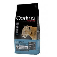 Optima Nova Cat GF Adult rabbit 2kg