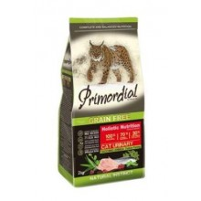 Primordial GF Cat Urinary Turkey Herring 2kg