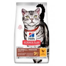 "Hill's Fel. Dry Adult""HBC for indoor cats""Chicken 3kg"