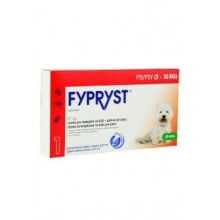 Fypryst Spot-on Dog S sol 1x0,67ml (2-10kg)