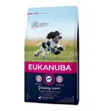 Eukanuba Dog Puppy Medium 15kg