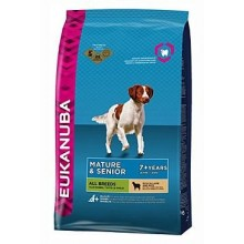 Eukanuba Dog Mature&Senior 7+ Lamb&Rice 12kg