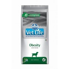 Vet Life Natural DOG Obesity 12kg