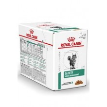 Royal Canin VD Feline Satiety Weight Management 12x85g