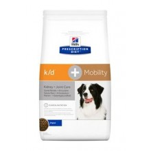 Hill's Can. PD K/D + Mobility Dry 12kg