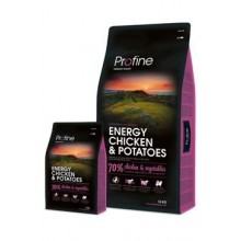 Profine NEW Dog Energy Chicken & Potatoes 3 kg