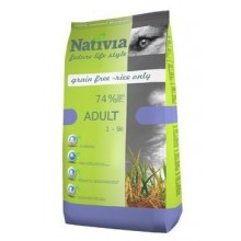 Nativia Dog Adult 15kg
