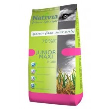 Nativia Dog Junior Maxi 15kg