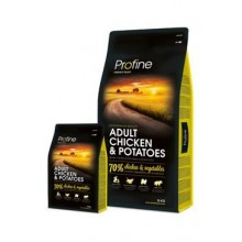Profine NEW Dog Adult Chicken & Potatoes 3 kg