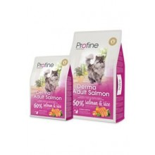 Profine NEW Cat Derma Adult Salmon 0,3 kg