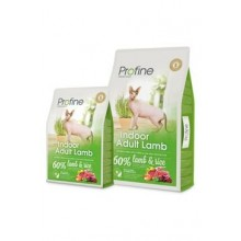 Profine NEW Cat Indoor Adult Lamb 2 kg