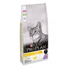 ProPlan Cat Light Turkey 10kg