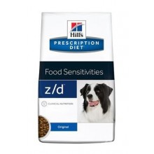 Hill's Can. PD Z/D Ultra Alergen Free Dry  10kg