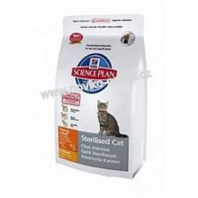 Hill's Feline Dry Adult Young Sterilised Chicken3,5kg
