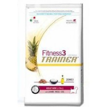 Trainer Fitness Adult Mini No Gluten Lamb Rice 2kg